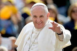 Nazarbayev Invites Pope Francis To 2018 Congress Of World Religions
