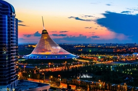 Here Are Some Cool Things To Do In Astana This Summer