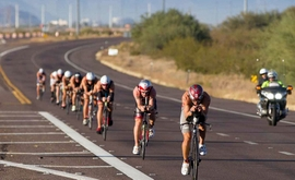 IRONMAN Triathlon Race Wraps Up In Astana