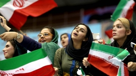 Iranian Women Permitted To Watch 2018 FIFA World Cup