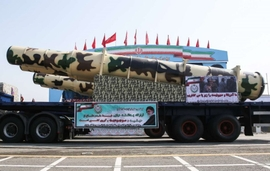 Iran Says It Has No Plans To Develop Missile With Range Greater Than 2,000 km