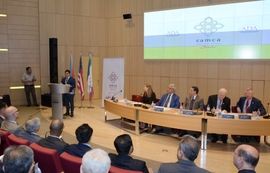 CAMCA Regional Forum Meets In Baku To Address Caspian & Central Asia Regional Issues