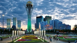 Kazakhstan Celebrates 20 Years Of Astana As Its Epicenter
