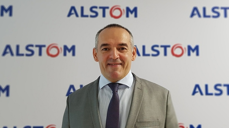 Managing Director Of French Transportation Manufacturer Alstom Says Demand For Faster, Reliable Trains In Eurasia Is Growing