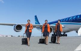 Azerbaijan Airlines Receives High Marks