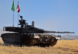 Iran Plans To Manufacture, Upgrade Its Military Tanks