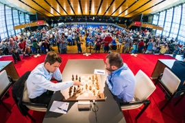 Azerbaijani Grandmaster Wins Chess Tournament In Switzerland