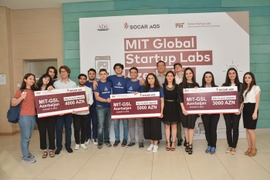 American Tech Giant Helps Promoting Startup Projects In Azerbaijan