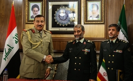 Iran, Iraq Agree To Increase Border Security