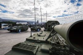 With VOSTOK 18 Around The Corner, Russian Military Expo Breaks Its Own Record