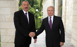 Azerbaijan, Russia Decide To Complete Bridge That Forms Part of Trade Corridor