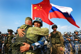 As Russia Gears Up For Massive Military Exercises With China, NATO Reacts