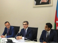 Azerbaijan Looks To Expand Its Export Potential With China