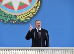 President Aliyev Rejects Armenian PM's Vision For Settling Nagorno-Karabakh Conflict