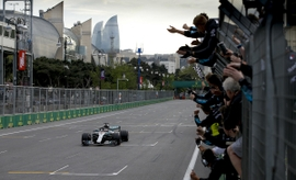 Formula 1 Azerbaijan Grand Prix Tickets To Go On Sale By October