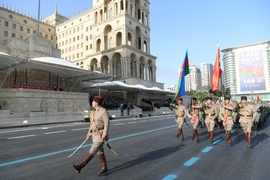 Azerbaijan Celebrates 100 Years Since Baku's Liberation From Bolshevik Forces