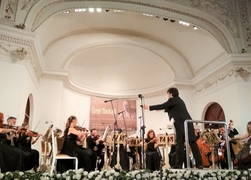 Baku Breaks Out In Classical Tunes & Melodies, Honors Uzeyir Hajibeyov