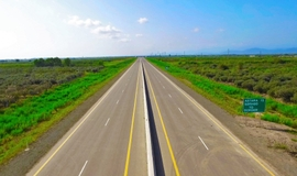 Azerbaijan Launches New Highway Connecting Iran