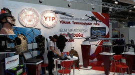 Military Hardware Is On Full Display At ADEX Defense Exhibition