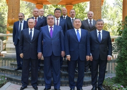 CIS Summit Wraps Up In Dushanbe, Turkmenistan Assumes Chairmanship