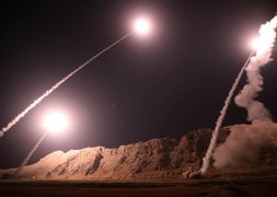 Iran Launches Missile Attack In Syria As Retaliation For Parade Bombing