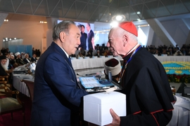 Congress Of World Religions Wraps Up In Astana, Kazakhstan Offers To Develop Interconfessional Dialogue