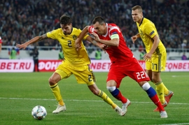 Caspian Soccer Teams Play In New UEFA Nations League Tournaments