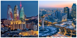 Azerbaijan & Kazakhstan Make National Geographic 'Best Places To Visit' List