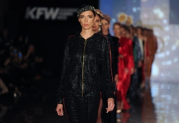 Kazakhstan Fashion Week Wraps Up In Almaty