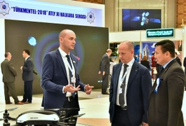 Turkmentel 2018 Helps Take Technology To New Levels For Turkmenistan