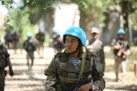 Kazakhstan Sending Troops To UN Peacekeeping Mission In Lebanon