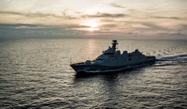 Russia, India Working Towards Deal For Guided-Missile Frigates