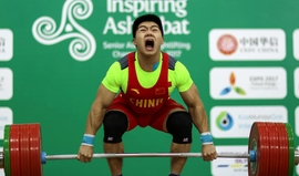 Ashgabat Welcomes 2018 World Weightlifting Championships