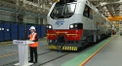 Alstom Announces 1st Cargo Locomotive Shipment To Azerbaijan
