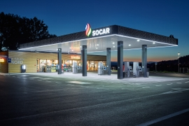 SOCAR Wins Bid To Operate Filling Stations At New Turkish Airport