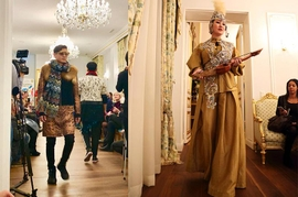 Kazakhstani Fashion Heads To Paris