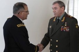 Russian & NATO Military Chiefs Meet In Baku Amidst Tensions