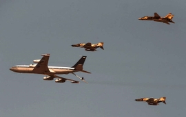 Iran Holds 2-Day Massive Air Drills