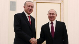 Putin & Erdogan Plan For U.S. Withdrawal From Syria
