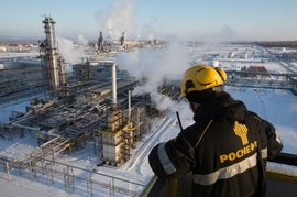 Russia's Oil Exports To China Hit New High