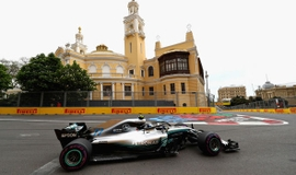 F1 Races To Continue In Baku For Another 5 Years