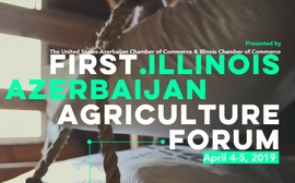 American & Azerbaijani Farmers May Find Common Ground In Ag Forum