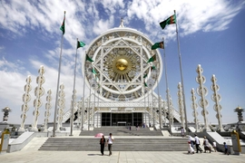 Turkmenistan Prepares For 2019 Caspian Summit & Economic Forum