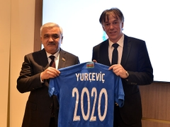 Nikola Jurčević To Take Charge of Azerbaijan's National Soccer Team