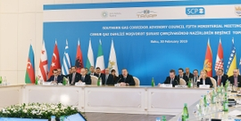 High-Level Meeting In Baku Highlights Azerbaijan's Role In Enhancing Europe's Energy Security