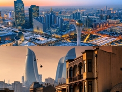 Kazakhstan & Azerbaijan Ranked Top Travel Destinations For Sightseeing Tours