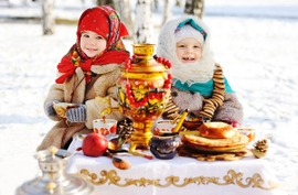 Happy Maslenitsa!  … & Enjoy Some Bliny!