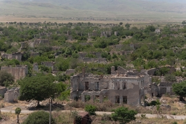 Satellite Images Reveal New Details About Armenia's Destruction Of Azerbaijan's Heritage