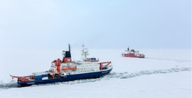 Russia Appeals To UN Once Again To Extend Its Arctic Border