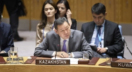 Kazakhstan Helps Kids Affected By Armed Conflict